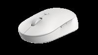 Мышь беспроводная Mi Dual Mode Wireless Mouse Silent Edition White WXSMSBMW02 (HLK4040GL) White